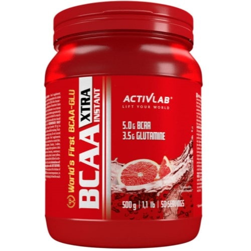 ACTIVLAB BCAA XTRA - 500 g BCAA Supplements