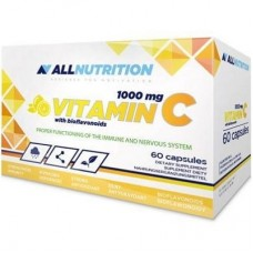ALLNUTRITION VITAMIN C 1000 mg - 60 caps