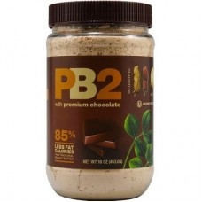 BELL PLANTATION PB2 POWDERED PEANUT BUTTER - 454 g chocolate
