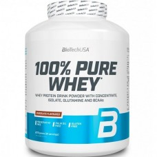 BIOTECH USA 100% PURE WHEY - 2270 g