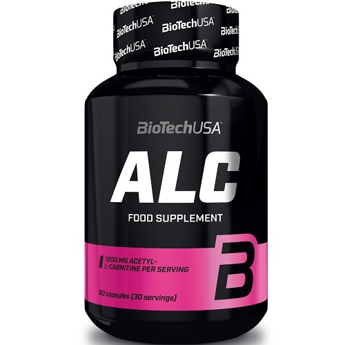 BIOTECH USA ALC - 60 caps Weight Loss Support