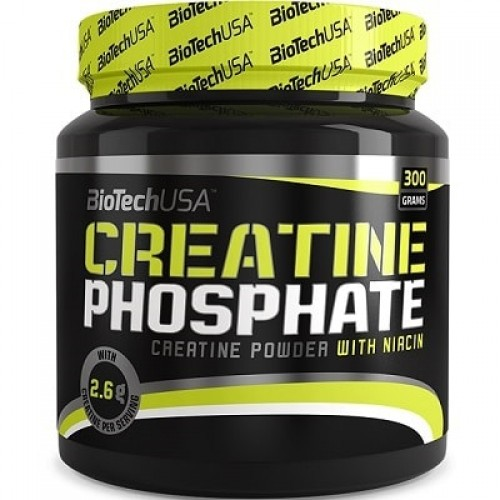 BIOTECH USA CREATINE CPX PHOSPHATE - 300 g Endurance & Strength