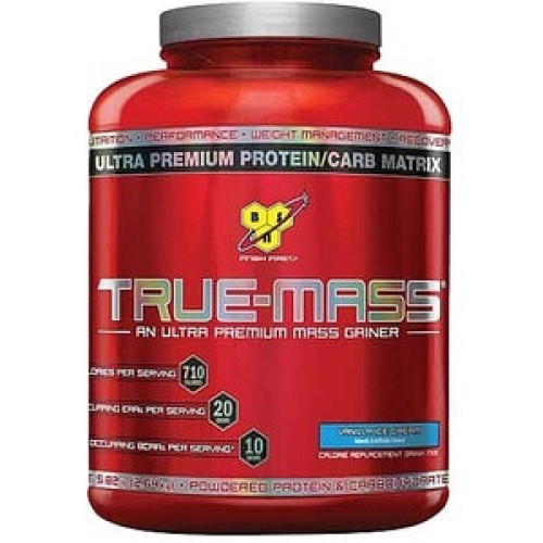 BSN TRUE MASS - 2610 g Weight Gainers