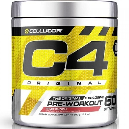 CELLUCOR C4 ORIGINAL - 60 servings Pre Workout