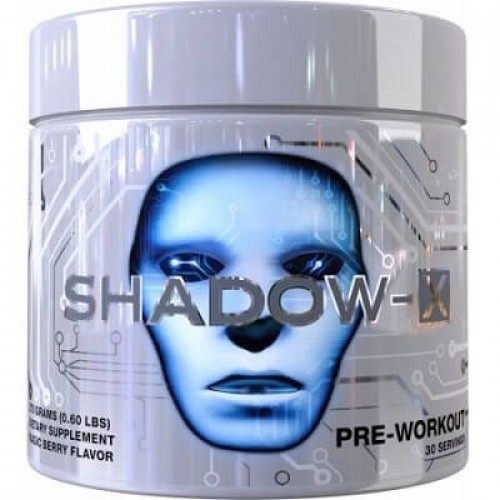 COBRA LABS SHADOW-X - 30 servings Nitric Oxide Booster