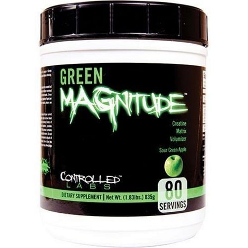 CONTROLLED LABS GREEN MAGNITUDE - 835 g Creatine Blends