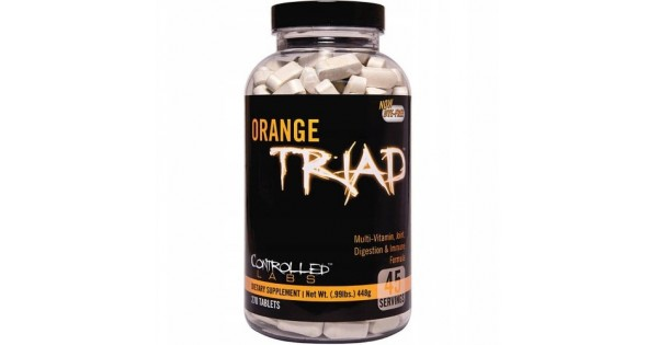 CONTROLLED LABS ORANGE TRIAD   JOINT