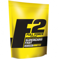 FULL FORCE NUTRITION SUPERCARB FAST - 3000 g unflavoured