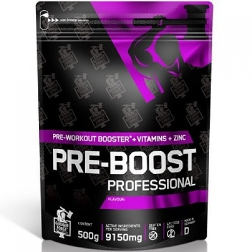 GERMAN FORGE PRE-BOOST PROFESSIONAL - 500 g Nitric Oxide Booster