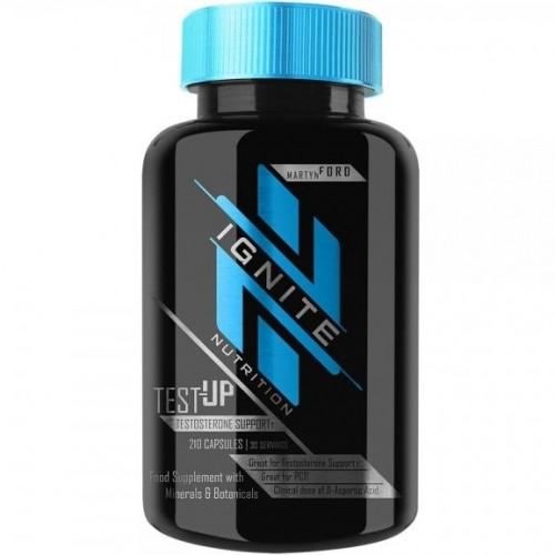 IGNITE NUTRITION TEST UP - 210 caps Hormone Support