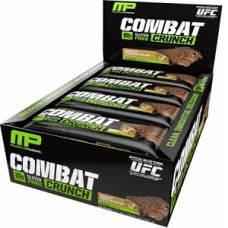 MUSCLEPHARM COMBAT CRUNCH BAR - 63 g