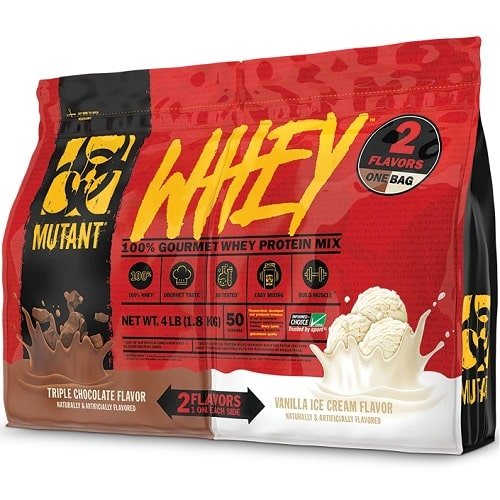 MUTANT WHEY DUAL CHAMBER - 1800 g Protein Powder
