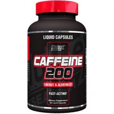 NUTREX RESEARCH CAFFEINE 200 - 60 caps
