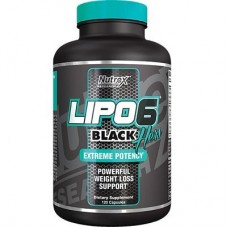 NUTREX RESEARCH LIPO 6 BLACK HERS - 120 caps