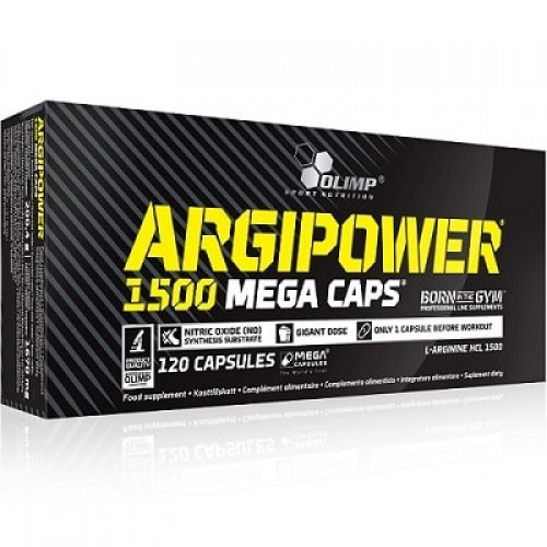OLIMP ARGI POWER - 120 caps Amino Acids