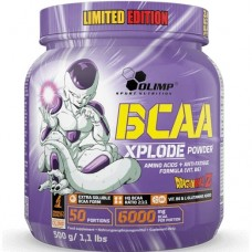 OLIMP BCAA XPLODE - 500 g Dragon Ball Z Limited Edition