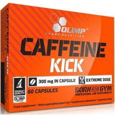 OLIMP CAFFEINE KICK - 60 caps