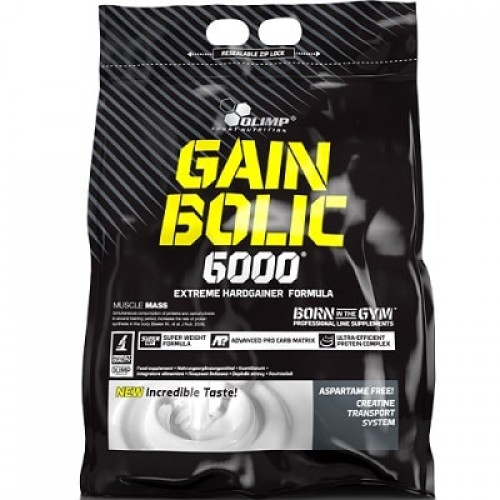 OLIMP GAIN BOLIC 6000 - 6800 g Weight Gainers