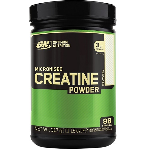 OPTIMUM NUTRITION MICRONIZED CREATINE POWDER - 317 g Creatine Supplements