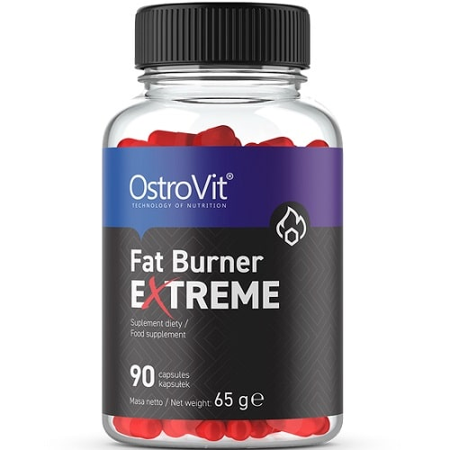 OSTROVIT FAT BURNER EXTREME - 90  caps  Weight Loss Support