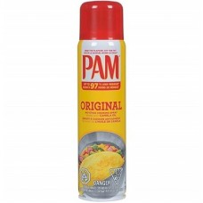 PAM ORIGINAL NON-STICK COOKING SPRAY - 170 g * BEST BEFORE 08/03/19 *