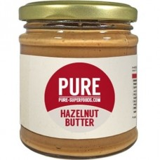 PURE SUPERFOODS PURE HAZELNUT BUTTER - 170 g