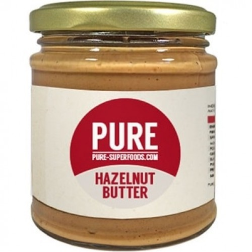 PURE SUPERFOODS PURE HAZELNUT BUTTER - 170 g Health Food