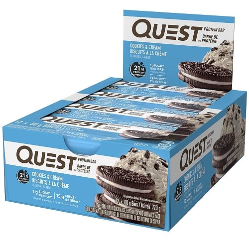 QUEST NUTRITION QUEST BAR - 60 g Protein Bars