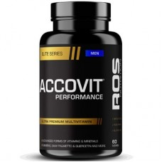 ROS NUTRITION ACCOVIT PERFORMANCE FOR MEN - 60 tabs