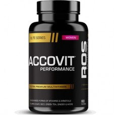 ROS NUTRITION ACCOVIT PERFORMANCE FOR WOMEN - 60 tabs