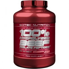 SCITEC NUTRITION 100% HYDROLYZED BEEF ISOLATE PEPTIDES - 1800 g