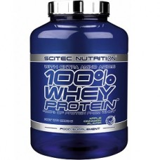 SCITEC NUTRITION 100% WHEY PROTEIN - 2350 g * BEST BEFORE 06/20 *
