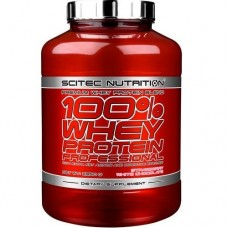 SCITEC NUTRITION 100% WHEY PROTEIN PROFESSIONAL - 2350 g + FREE GIFT