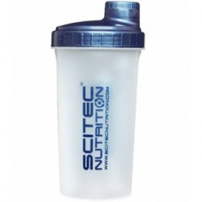 SCITEC NUTRITION SHAKER - 700 ml Clear
