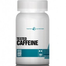 TESTED NUTRITION TESTED CAFFEINE - 100 tabs
