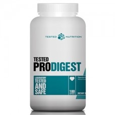 TESTED NUTRITION TESTED PRO DIGEST - 180 caps