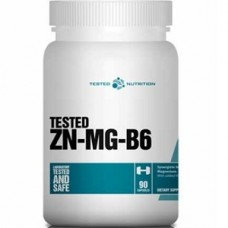TESTED NUTRITION TESTED ZN-MG-B6 - 90 caps