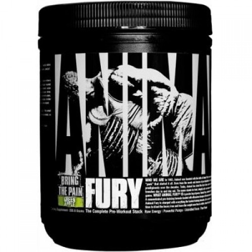 UNIVERSAL NUTRITION ANIMAL FURY - 20 servings Pre Workout