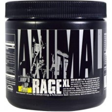 UNIVERSAL NUTRITION ANIMAL RAGE XL - 30 servings