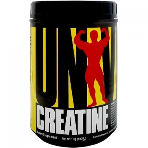 UNIVERSAL NUTRITION CREATINE MONOHYDRATE - 1000 g unflavoured Endurance & Strength