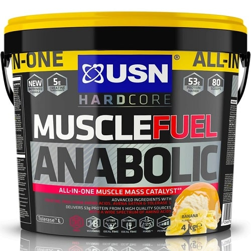 USN MUSCLE FUEL ANABOLIC - 4000 g Post Workout