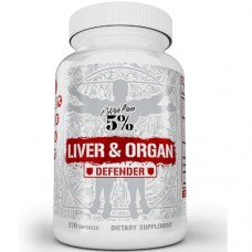 5% NUTRITION LIVER AND ORGAN DEFENDER - 270 caps