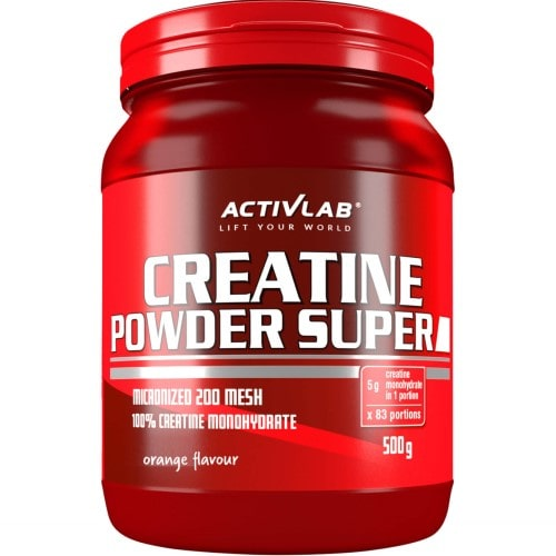 ACTIVLAB CREATINE POWDER SUPER - 500 g Endurance & Strength