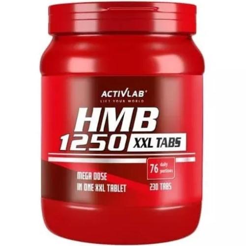 ACTIVLAB HMB 1250 - 230 tabs Amino Acids
