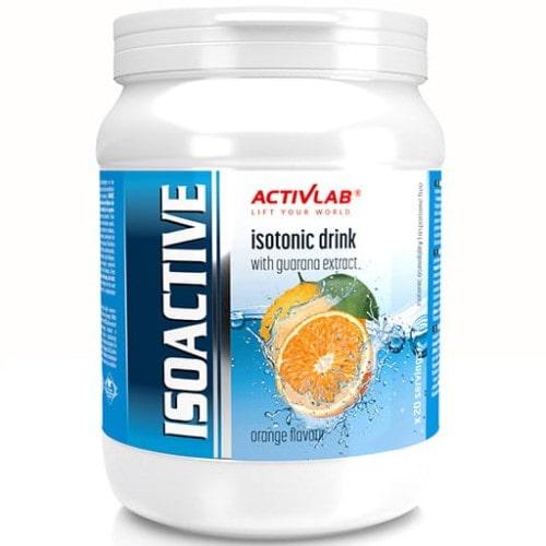 ACTIVLAB ISO ACTIVE + GUARANA - 630 g orange