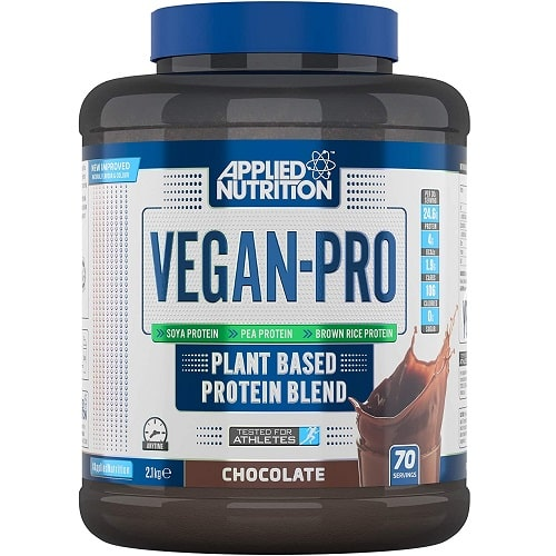 APPLIED NUTRITION VEGAN PROTEIN 2.1 kg Vegan Protein Powder