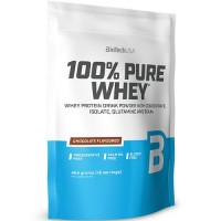 BIOTECH USA 100% PURE WHEY - 454 g