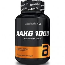 BIOTECH USA AAKG 1000 - 100 tabs