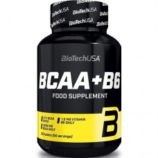 BIOTECH USA BCAA+B6 - 100 tabs