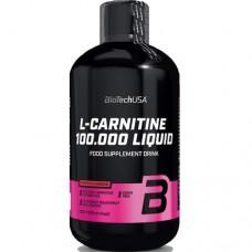 BIOTECH USA L-CARNITINE 100.000 LIQUID - 500 ml